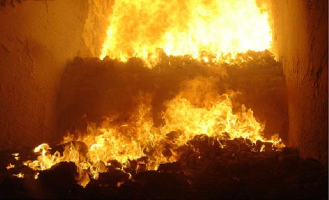 Incinération à Thiès:  Des denrées alimentaires, produits cosmétiques et hygiéniques périmés ou contrefaits, mis au feu