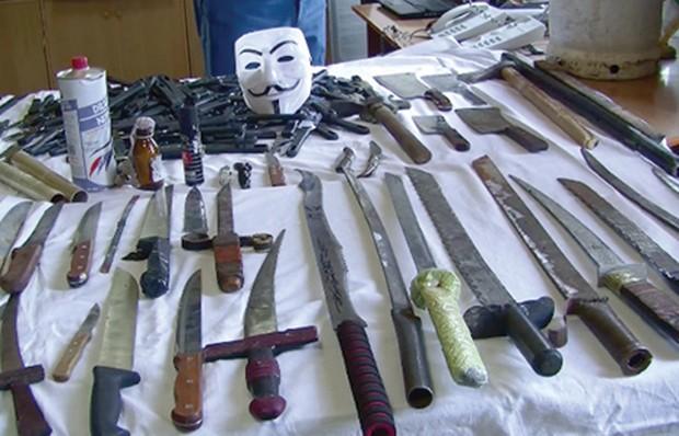 Vols d'armes blanches lors des manifestations: Insécurité aux Parcelles assainies, frayeur à Guédiawaye
