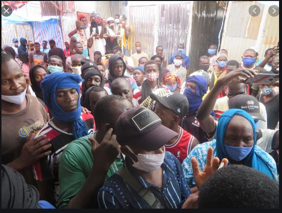 Pour la libération des manifestants arrêtés: Une forte mobilisation à Tambacounda