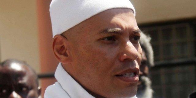 """Message de condoléances de Karim Wade: """"Ce que j'ai su de Thione Seck en prison, c'est..."""""""