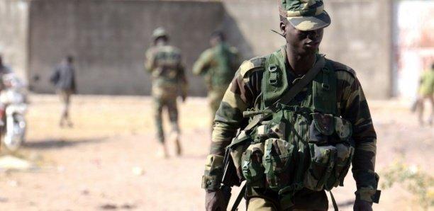 Minusma: 7 militaires sénégalais blessés au Mali
