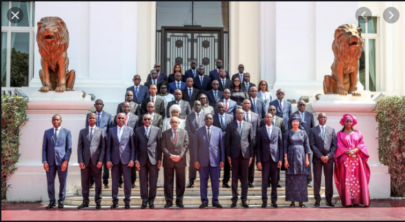 Conseil des Ministres de ce mercredi 17 mars 2021