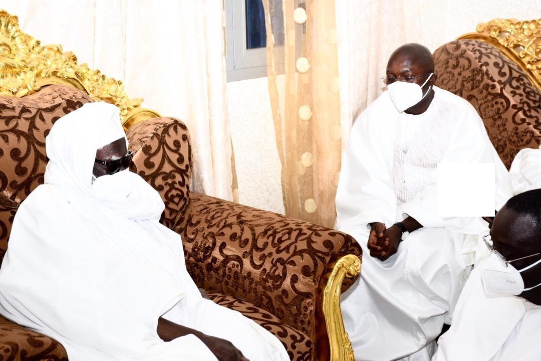 Disparition de Serigne Bassirou Mbacké Typ: Le Président Macky Sall dépêche une délégation à Touba