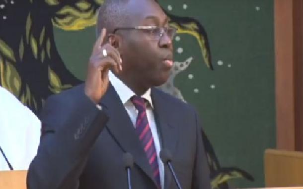 Mamadou Lamine Diallo sur Macky Sall: «La découverte du gaz naturel à Saint-Louis et Kayar, l'a poussé au processus de recul démocratique»