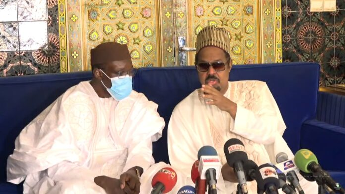 Après des échanges nourris entre Ahmed Khalifa Niasse et Ousmane Sonko: Le Théâtre patriotique...