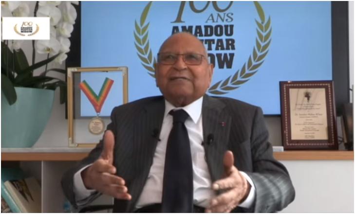 Amadou Mahtar Mbow aux dirigeants africains : « Ne mettez pas seulement en avant vos ambitions personnelles »
