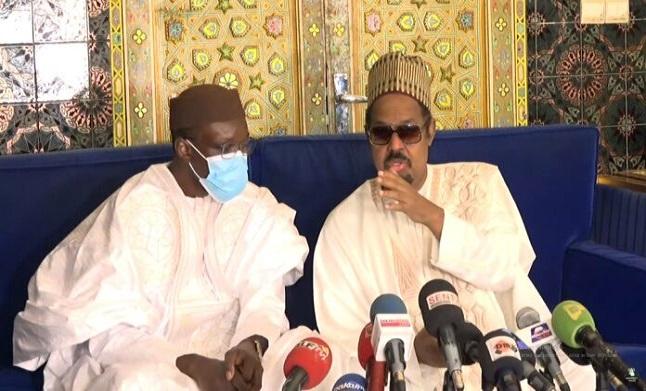Rapprochement entre Sonko et Ahmed Khalifa Niass : l'étonnant changement noté dans leurs discours