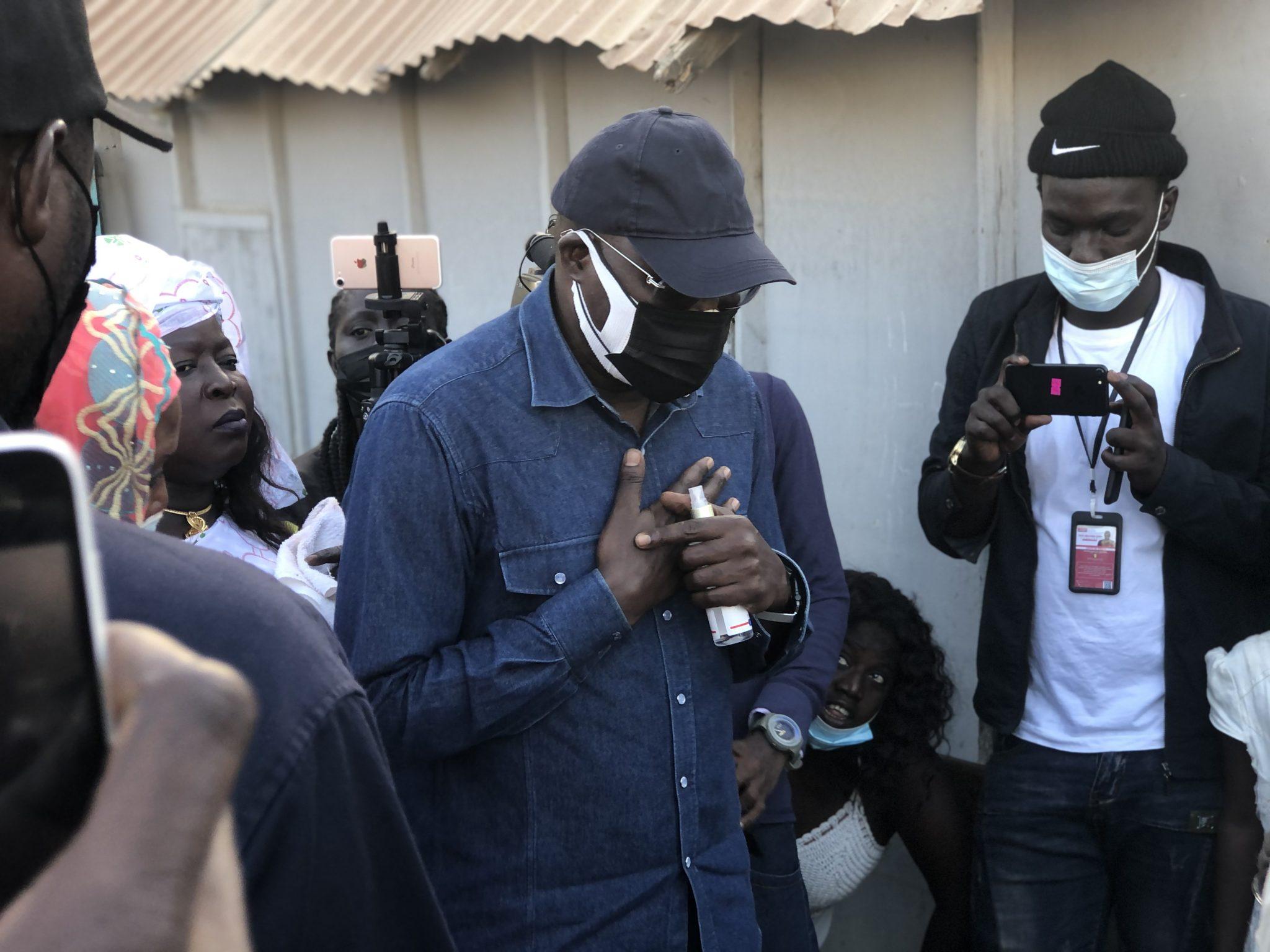 En images: Khalifa Sall démarre ses activités politiques et lance le «dox mbok»
