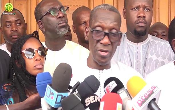 Report des élections locales: Le FRN foncièrement contre le projet de loi de Macky Sall