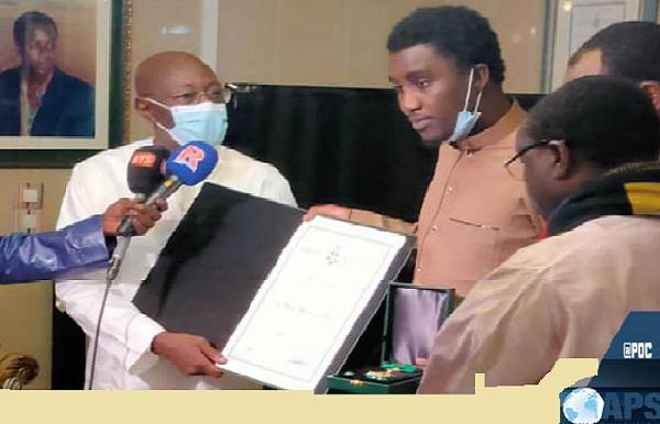 Culture : Abdoulaye Diop a présenté les condoléances du gouvernement à la famille de Thione Seck
