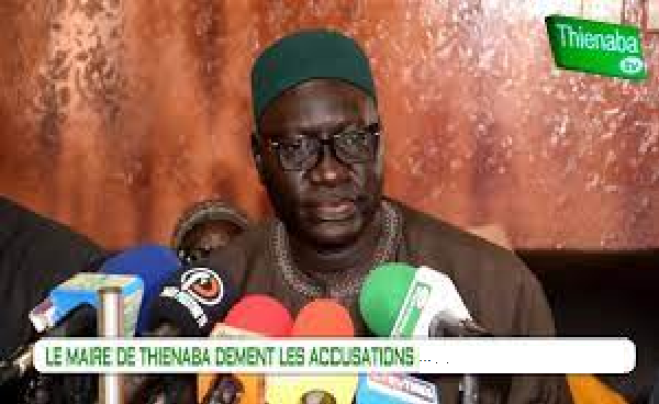 Accusations de détournements : Le maire de Thienaba dément et livre sa version