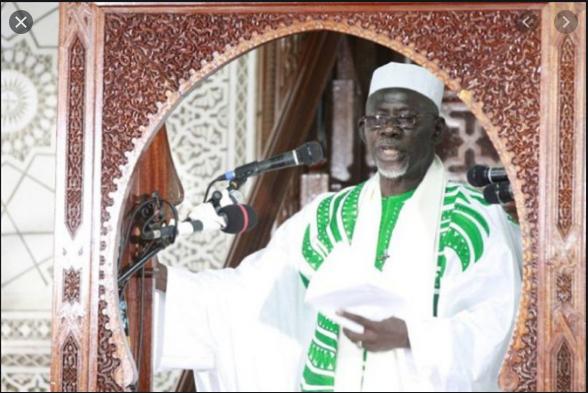 Succession de Iyane Thiam : Imam, Alioune Moussa Samb conteste le choix d'Oumar Diène