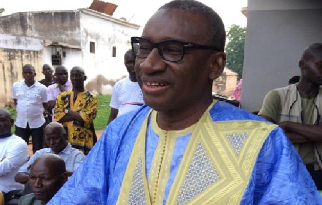 Tambacounda: Sidiki Kaba en mode remobilisation des troupes et réponse au chômage
