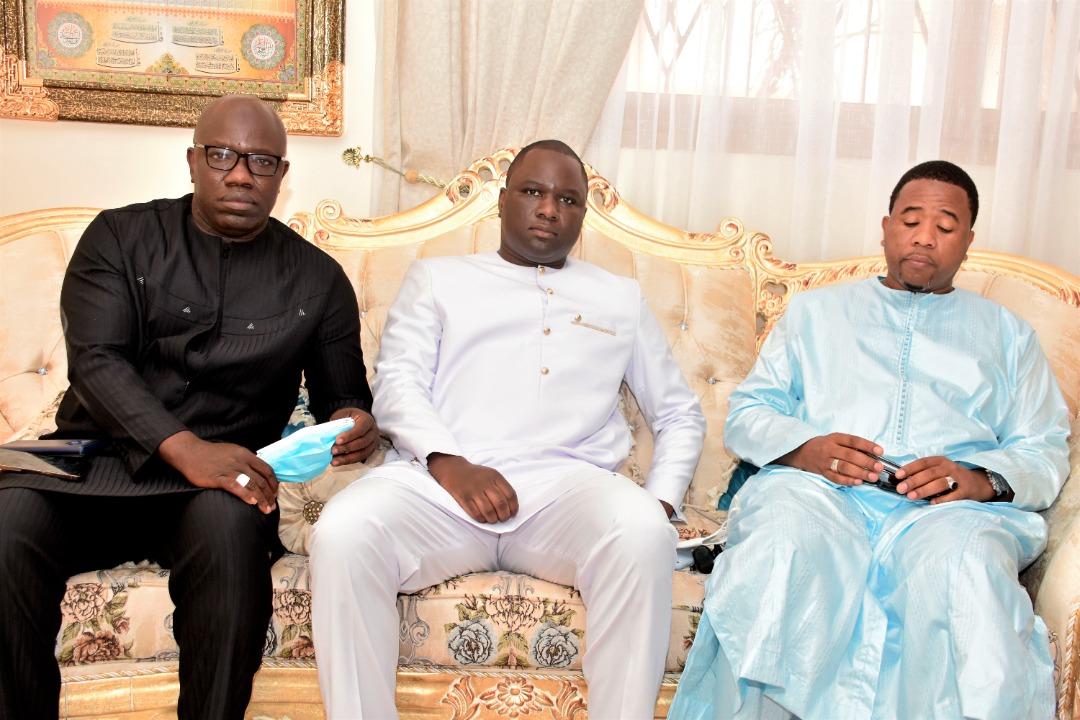 Baptême du fils de Cheikh Yerim Seck : Politiciens, stars et jet-setteurs étaient au rendez vous