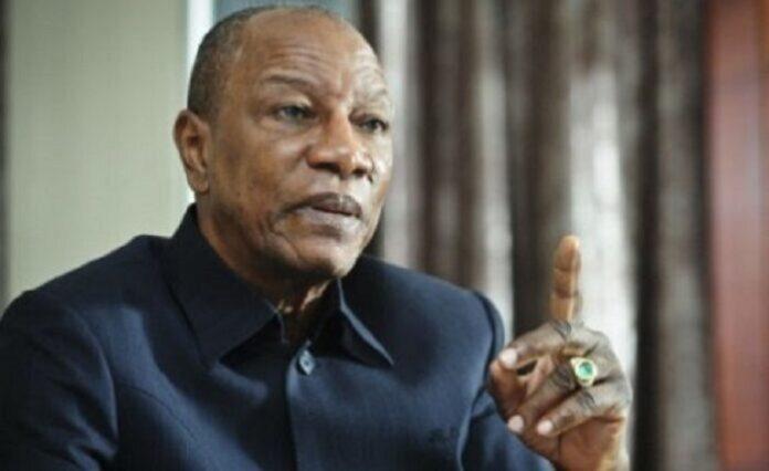 """Alpha Condé s'explique : """"Pourquoi je suis à mon 1er mandat à la tête de la Guinée"""""""