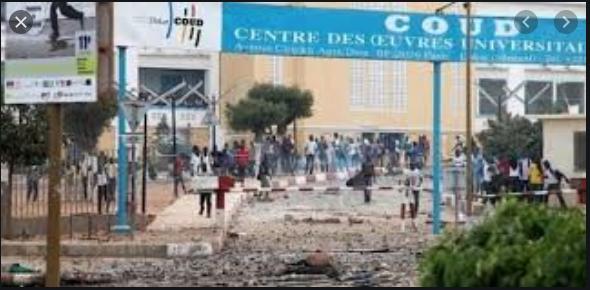 Grève à l'Ensept: Les étudiants de l'Ensept décrètent 72 heures de grève