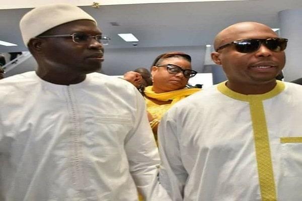 Secret des tournées de Khalifa Sall: Positionner Barthélémy Dias pour la mairie de Dakar