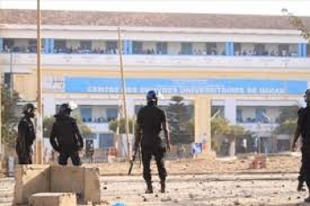 Actes de violence à l'UCAD de Dakar: Listing des étudiants épinglés et des sanctions à eux appliquées