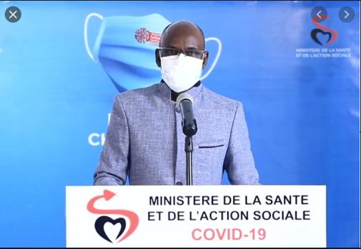Covid-19: Aucun décès enregistré, 69 cas positifs et moins de 300 malades sous traitement