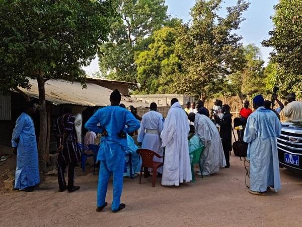 Soutien à la famille de Famara Goudiaby décédé lors des manifestations : les Hizbut-Tarqiyyah étaient à Dianky (Bignona)