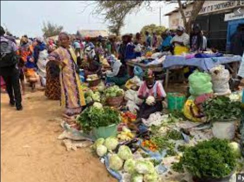 Diogo: Les commerçants très en colère contre la délocalisation du marché
