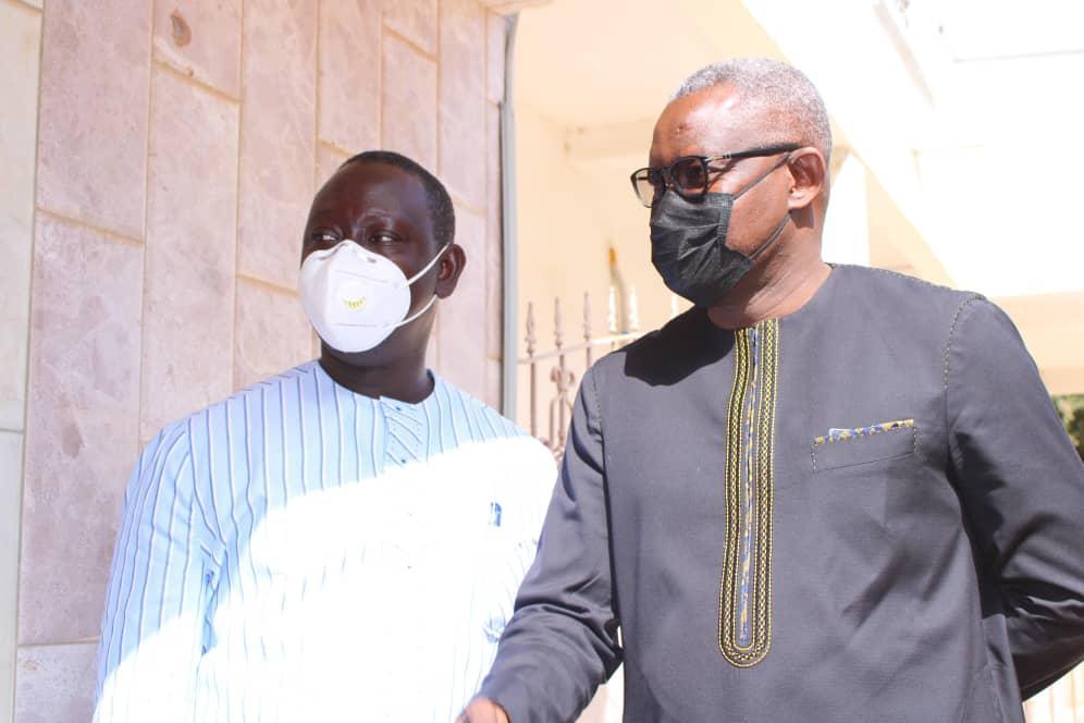 Gestion des ordures à Tivaouane: Le Maire Diagne Sy Mbengue et l'UCG, à l'assaut