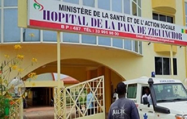 Diagnostic Alarmant de l'intersyndicale et de Guy M. Sagna : «L'hôpital régional de Ziguinchor, un mouroir»