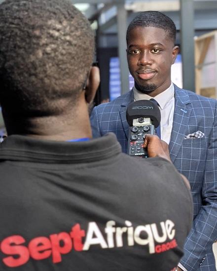 Echanges sur l'emploi des jeunes: Mouhamet Mbow décroche le prix du meilleur jeune entrepreneur