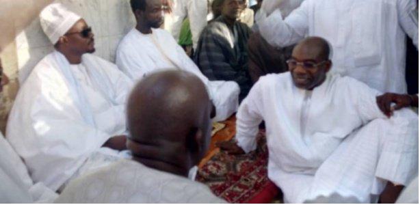 Université de Touba: Le guide des Thiantacounes remet 51 millions FCfa au Khalife général des Mourides