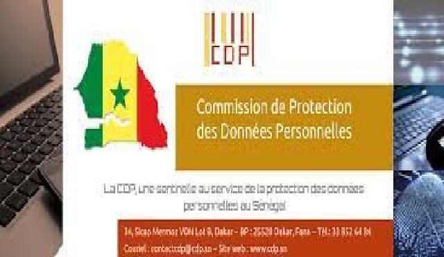 Collecte illicite de données personnelles via le net: 12 signalements et plaintes reçus au 1ier trimestre par la CDP