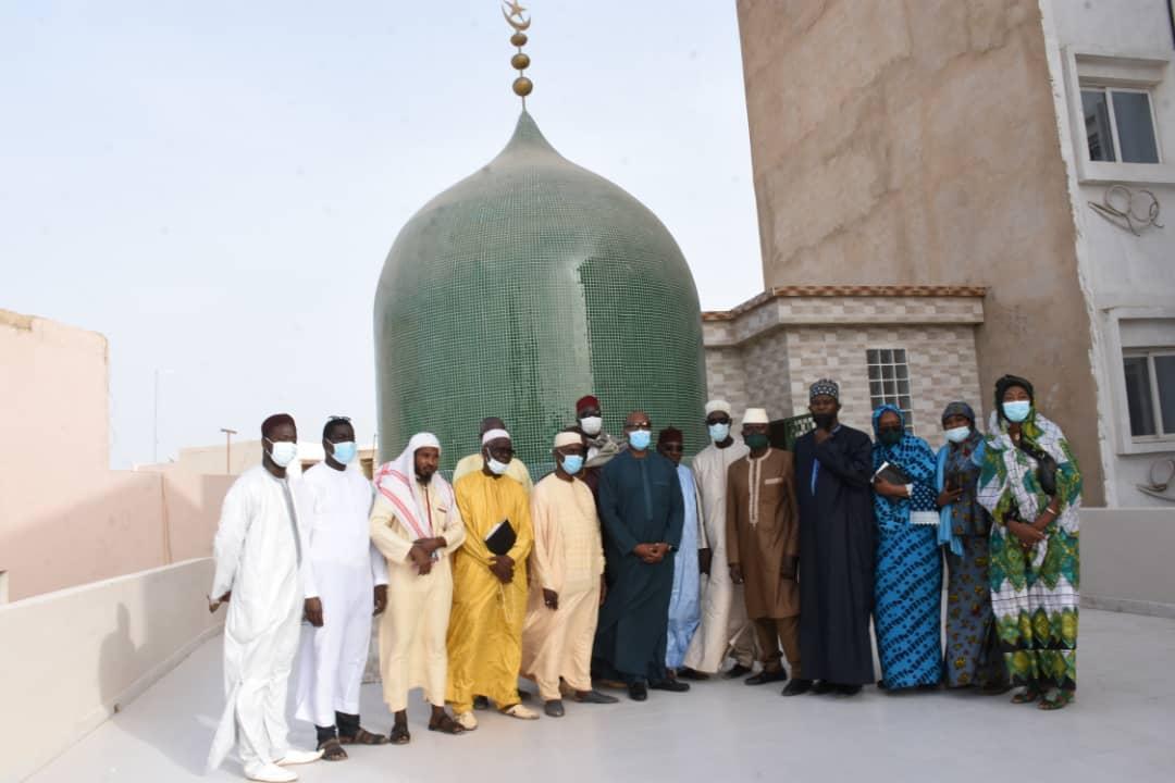 Mosquée Mermoz Pyrotechnie: Barthélémy Dias casque 51 millions FCfa