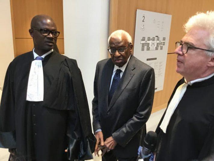 Affaire Lamine Diack : Le jaraaf va payer la caution de l'ancien boss de l'IAAF!