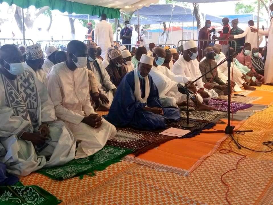 PHOTOS/ Journée de récital de Coran à Saint-Louis: L'œuvre de Golbert Diagne perpétuée