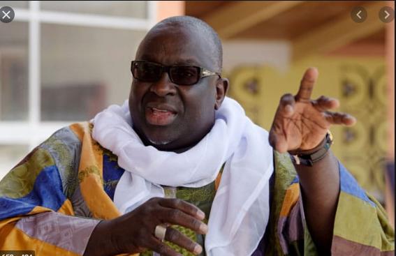 Lamine Diack au Sénégal pour la Korité ? Son fils, Pape Massata Diack réagit