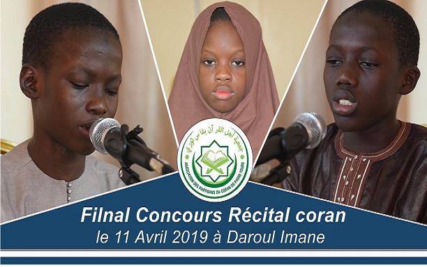 Diourbel / Concours du récitals de Coran: Plaidoyer pour l'intégration de l'apprentissage du Coran dans le TBS