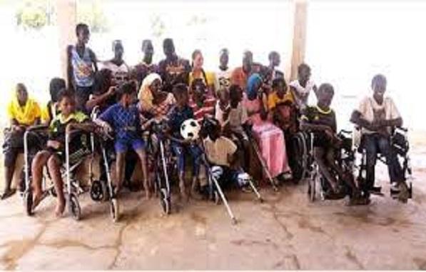 Thiadiaye: La municipalité menace d'expulser les handicapés de son Centre