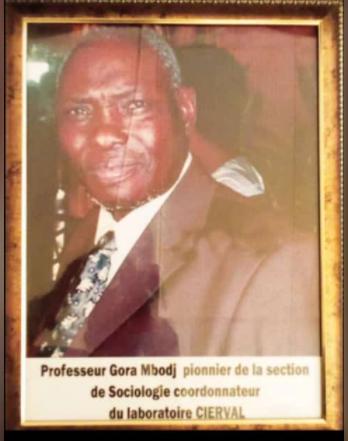 Décès du professeur Gora Mbodj de l'UGB