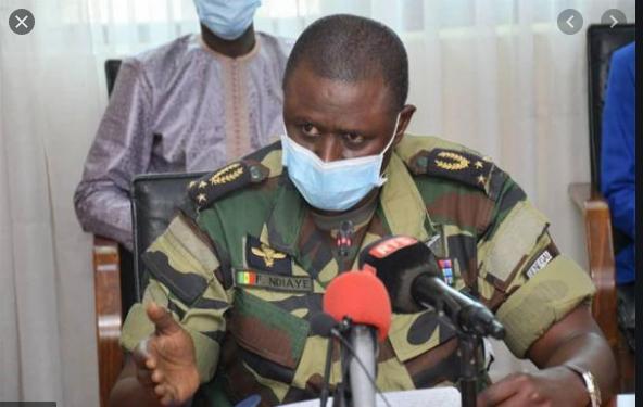 Fonds force Covid-19 /Le gouverneur de Kaolack précise: « On n'a rien reçu »
