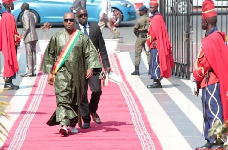 """Barthélemy Dias à Macky Sall: """"Dakar ne peut disparaître, la CAN 2021, pas un prétexte pour des..."""""""