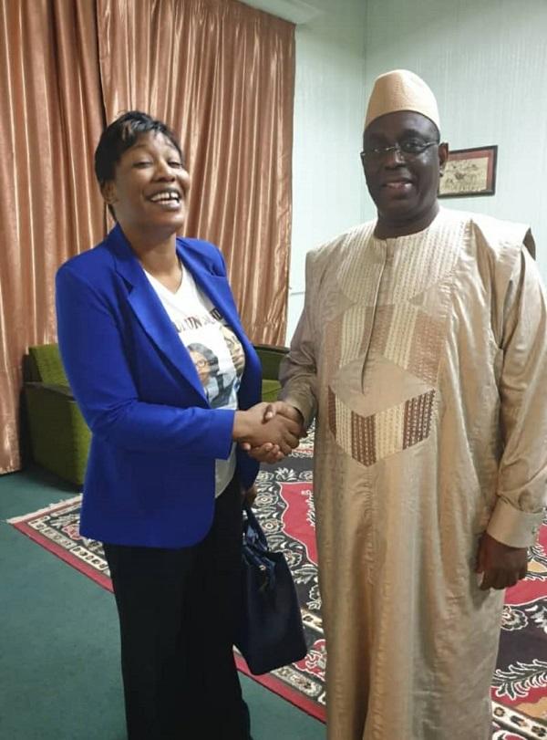 Macky Sall, Président du Sénégal, Choix des Sénégalais, Mon choix,