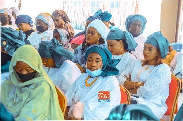 Saint - Louis: Conférence religieuse des femmes de Pastef animée par l'imam Alioune Ndao