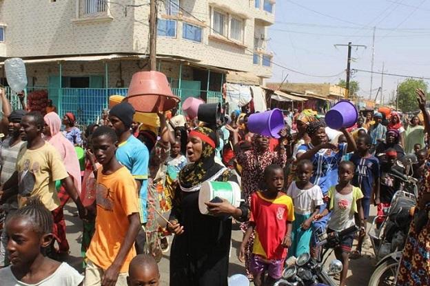 Presque deux semaines sans eau: Des populations de Bakel expriment leur ras-le-bol