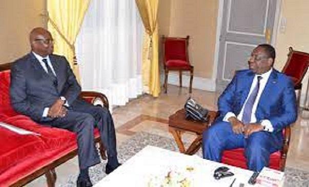 Amitié tumultueuse entre deux leaders: La distanciation s'élargit entre Macky Sall et Alioune Badara Cissé