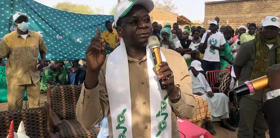 Albert Pahimi: «J'accepte d'être Premier ministre du Tchad, car l'heure est à l'union sacrée»
