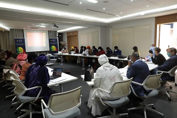 Coopération Sénégal-UE (SENSEC-UE) pour la sécurité intérieure: L'intégration du genre au sein des questions
