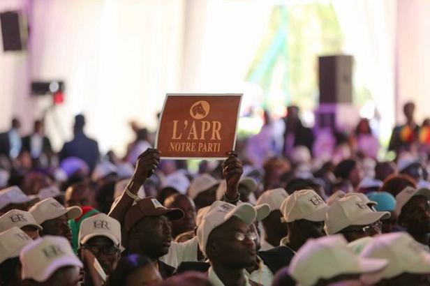 Un collectif des militants de l'APR Dakar, très fâché: Leurs responsables « refusent le débat avec la base politique »