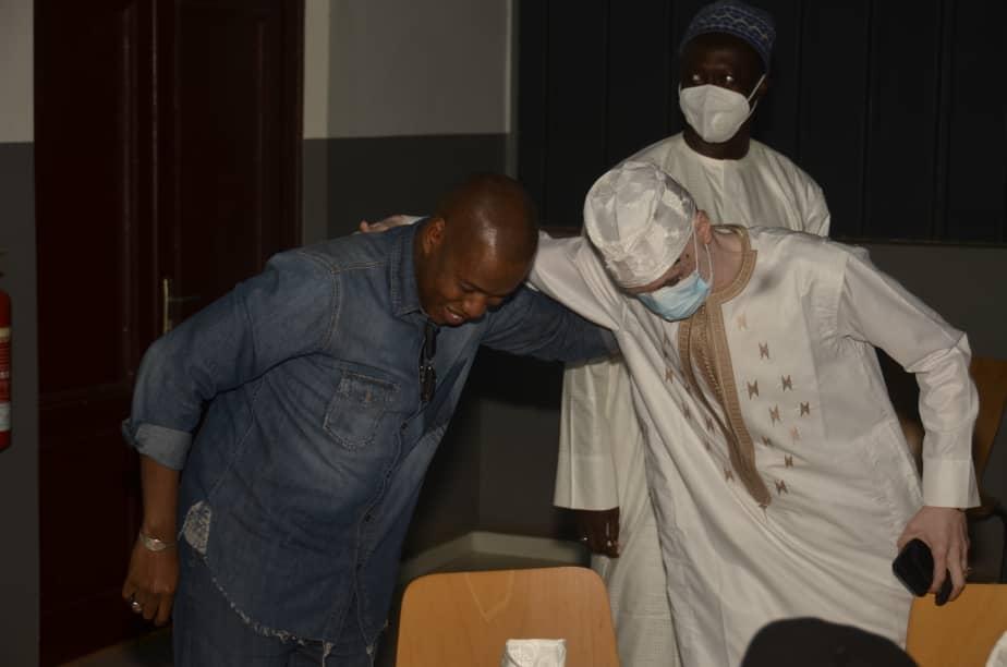 PHOTOS / Présidence de la FSF: Les présidents de club rallient la cause de Mady Touré et approuvent sa candidature