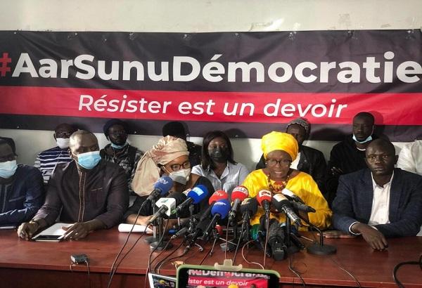 Promesses non tenues: Déclaration et invites du M2D à l'endroit de Macky Sall