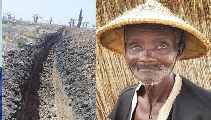 """Ablaye Dione après les affrontements de Ndingler: """"Nous ne céderons jamais nos terres..."""""""