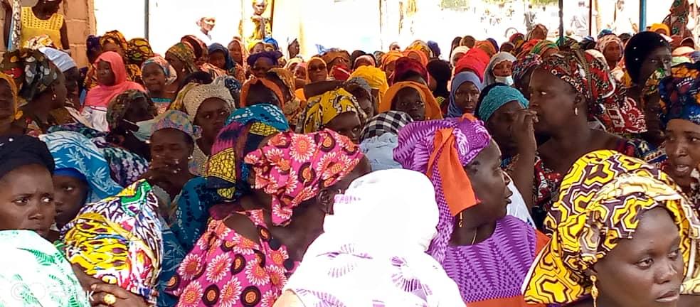 Week-end de distribution de ndogou: Le Dg de PETRONAS, Moustapha Bitèye au chevet des imams, daaras, hôpitaux, mosquées...